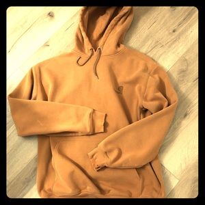 Vintage carhartt duck heavyweight hoodie work M